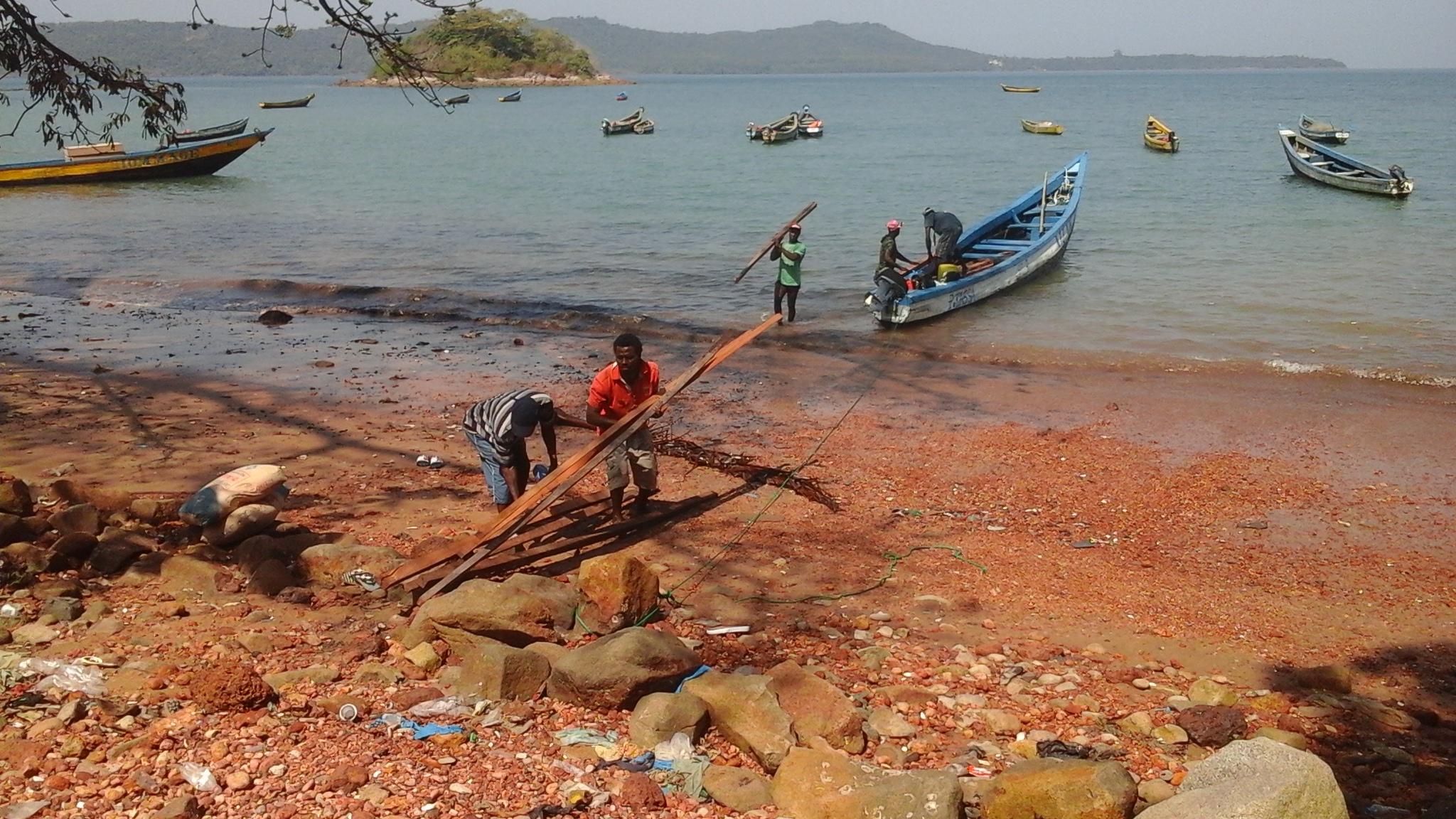 photo Roume pêcheurs